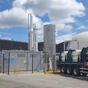 Impianto di Biometano in Inghilterra