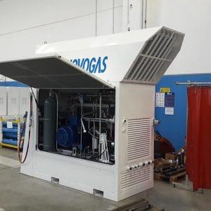 Compressore alternativo All-in-One