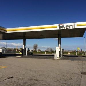 Stazione CNG di Italia