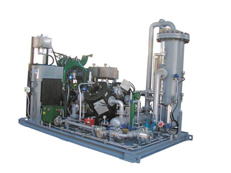 Gasvector WH Sistema integrato Testa di Pozzo