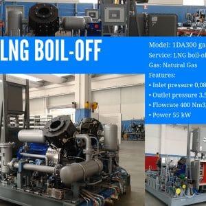 LNG-Boil-off