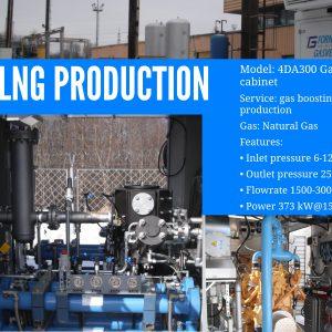 LNG-Production