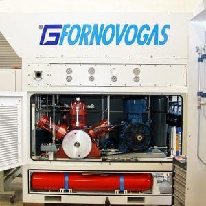 GasVector con compressore Alternativo SA200