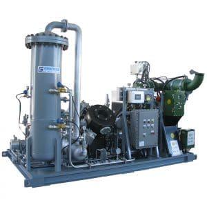 Sistema Integrato Testa Pozzo Gasvector WH