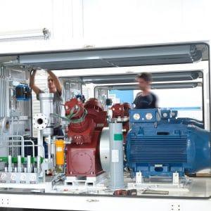 Cabinato-GasVector-con-skid-compressore-DA300