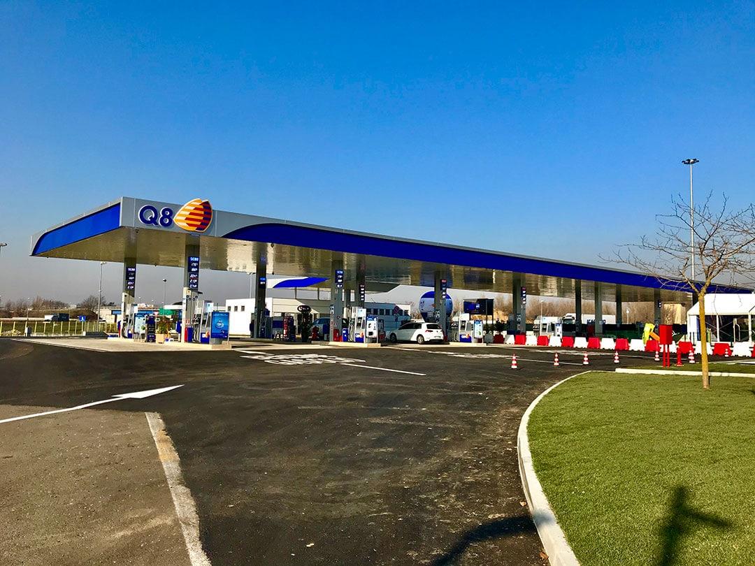 Stazione di riferimento Q8